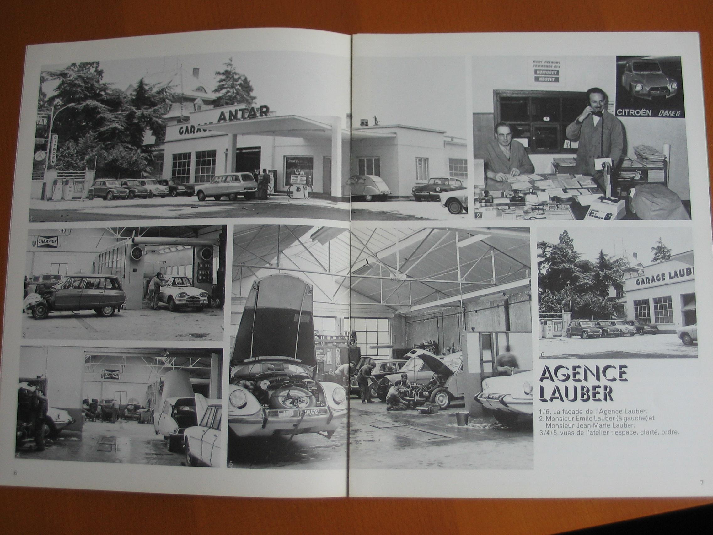 un mois un garage citro n wintzenheim par le dr danche. Black Bedroom Furniture Sets. Home Design Ideas