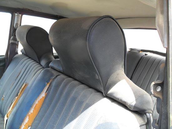 appuie tete voiture ancienne. Black Bedroom Furniture Sets. Home Design Ideas